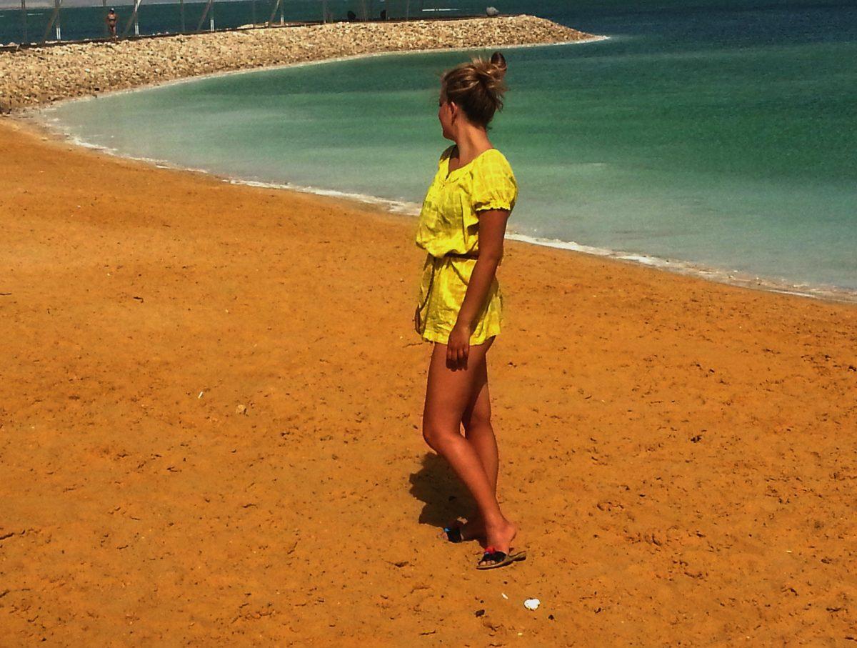 mrtvo more izrael